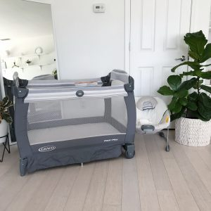 Pack 'n Play and SlumberPod Bundle