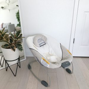 Pack 'n Play Deluxe with bassinet, bouncer, and changer