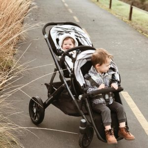 Double Stroller Premium