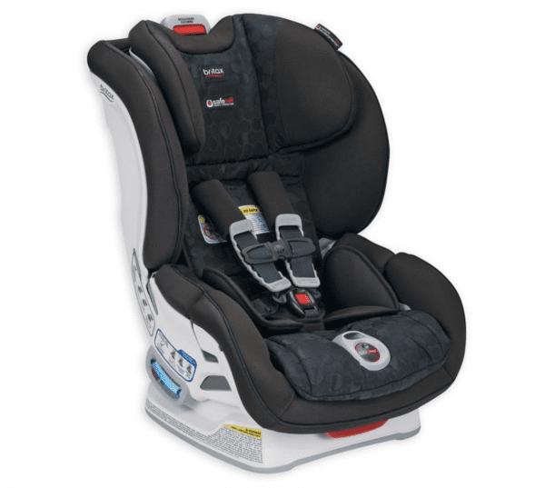 Britax Convertible Car Seat Rental in Sacramento, San Fransisco Bay Area