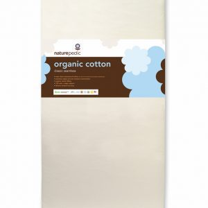 Organic Crib Mattress and Linens Upgrade